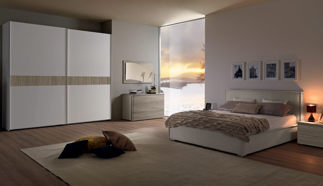 Mobili per camera da letto stile classico epoque e moderno marion - Pitture camera da letto ...