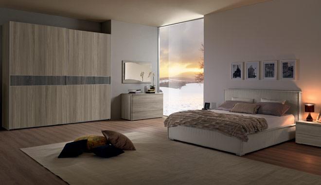 Mobili per camera da letto stile classico epoque e moderno marion - Cassettiera per camera da letto ...