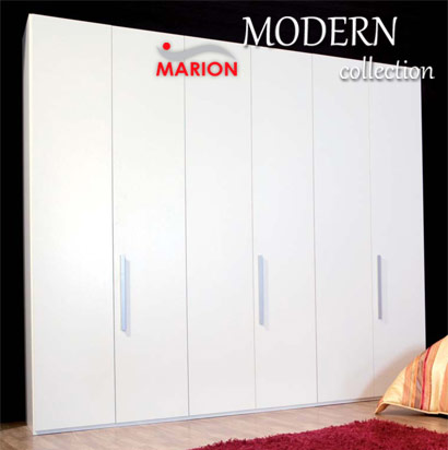 Mobili per camera da letto stile moderno - Altezza armadio camera da letto ...