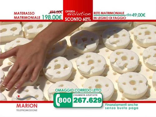 Stunning Marion Materassi Prezzi Pictures - Acomo.us - acomo.us