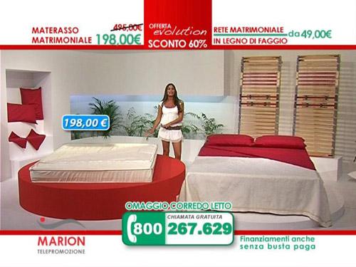 Offerta materasso marion evolution il nuovo materasso in for Lamantin materassi prezzo