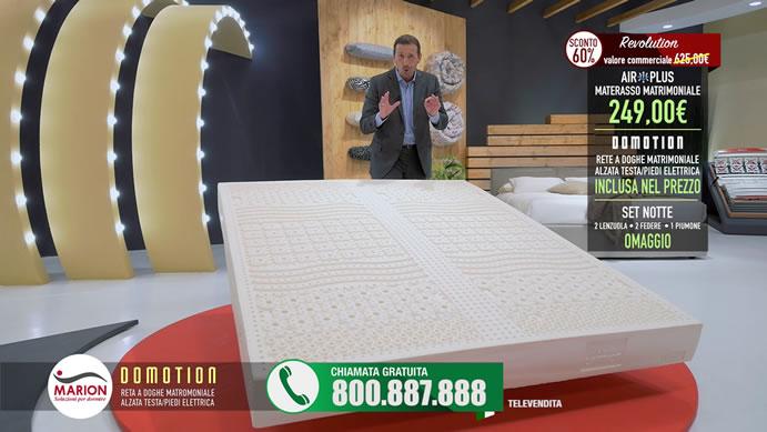 Offerta Materassi Marion - Promozione Revolution