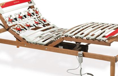 Casa immobiliare accessori reti in legno a doghe - Reti da letto elettriche ...