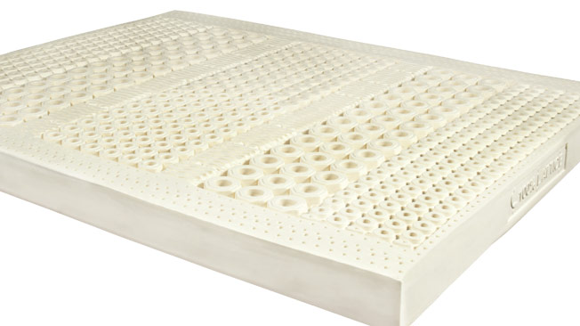 Materassi In Lattice Marion.Latex Mattress Genius Marion