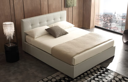 lit double lits et cadres de lits rangement marion. Black Bedroom Furniture Sets. Home Design Ideas