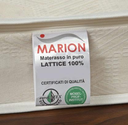 Materasso in lattice AirPlus Marion