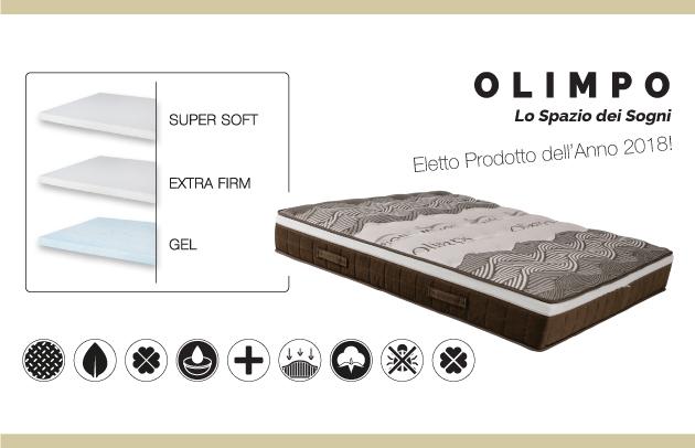 Materassi In Lattice Naturale Fabricatore.Marion Platinum Collection Eletto Prodotto Dell Anno 2018