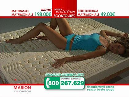 Emejing Materassi Marion Prezzi Pictures - harrop.us - harrop.us