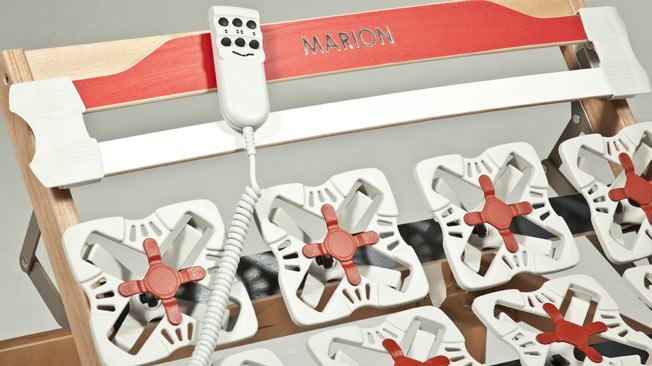 Reti Da Letto Elettriche : Rete letto motorizzata rete letto elettrica a doghe in legno di faggio