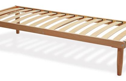 Produzione e vendita materassi in lattice 100 guanciali in lattice reti a doghe in legno di faggio - Rete letto legno ...